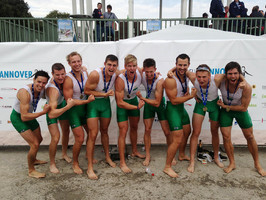 Championnats d'Europe Universitaires, Hannovre (ALL)